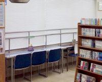 松戸図書館東部分館 様  [ブラインドのスラット交換]